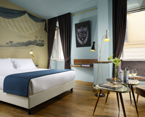 THE FINEST CHOICE AMONG VOGUE SUGGESTED HOTELS IN ROME