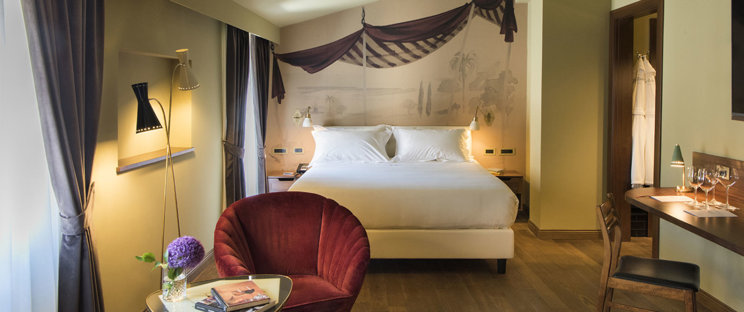 HOTEL DE' RICCI: ONE OF THE BEST ITALIAN HOTELS FOR CONDÉ NAST