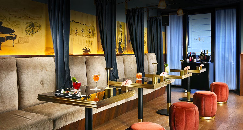 Hotel De' Ricci - Charade Bar