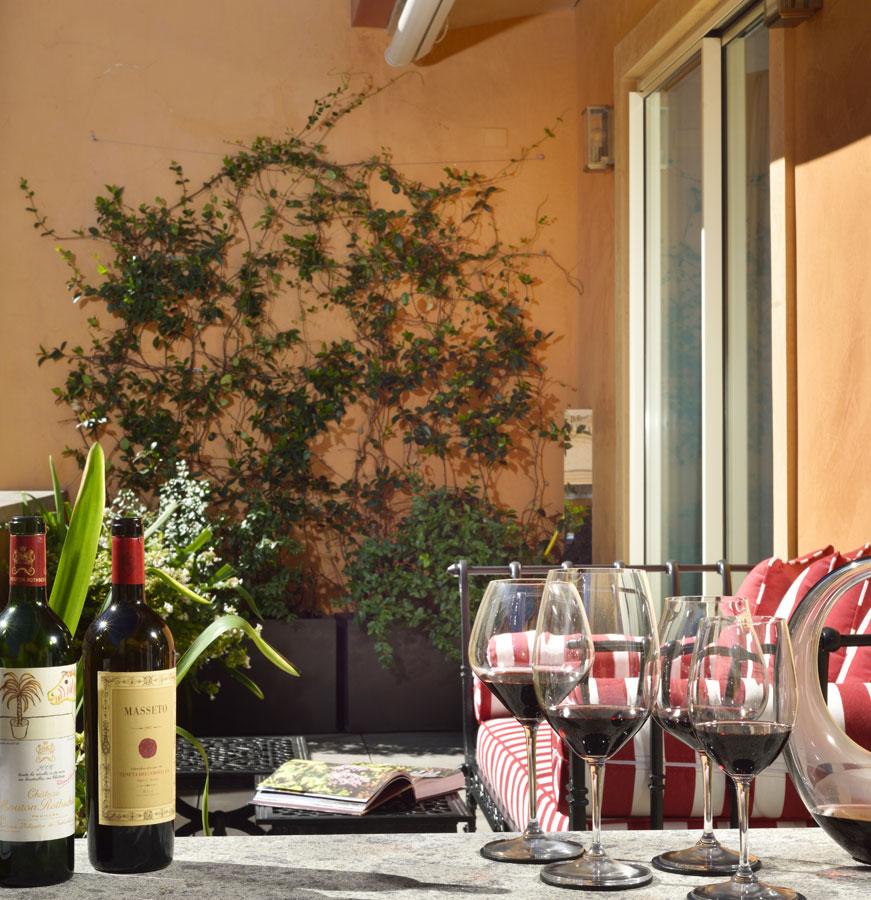 Wine Experience - Hotel De' Ricci - Coravin
