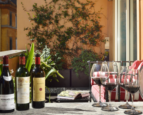 A Wine Lover's Guide to Rome