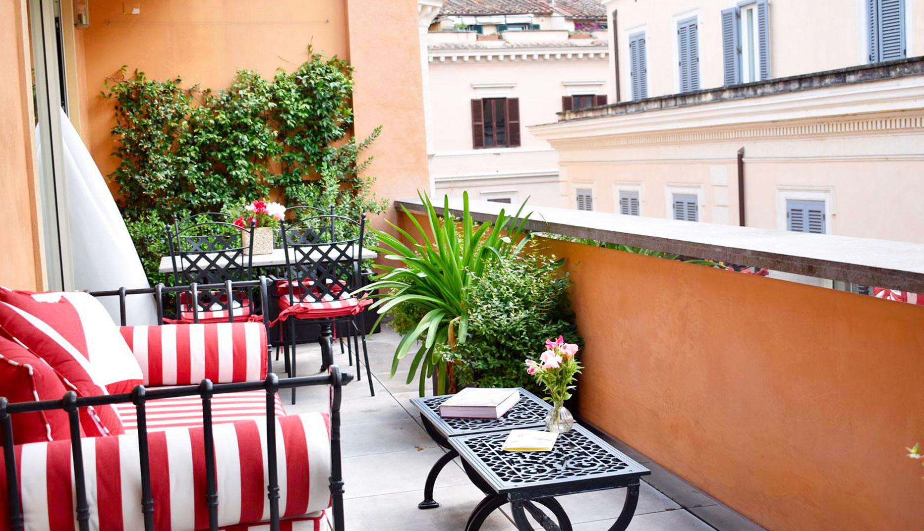 Prenota una Suite all'Hotel De' Ricci!